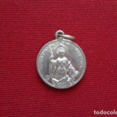 Antigüedades: VALENCIA. SANTA LUCIA. PEQUEÑA MEDALLITA EN MUY BUEN ESTADO.. Lote 133955354