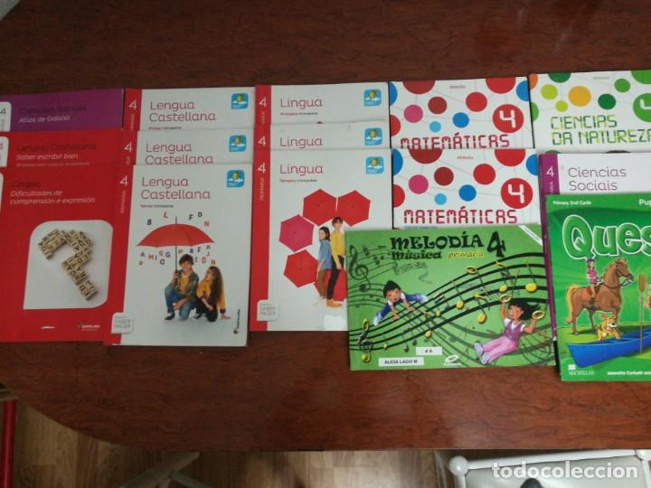 libros de texto,cuarto primaria - Buy Other Antiques at ...