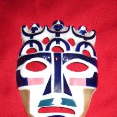 Antigüedades: SARGADELOS. MASCARA O CARETA.. Lote 134031510