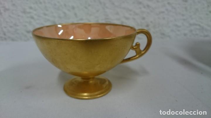 Antigüedades: plato de saque. - Foto 3 - 134037250