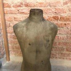 Antigüedades: MANIQUI DE TELA ANTIGUO. Lote 134041702