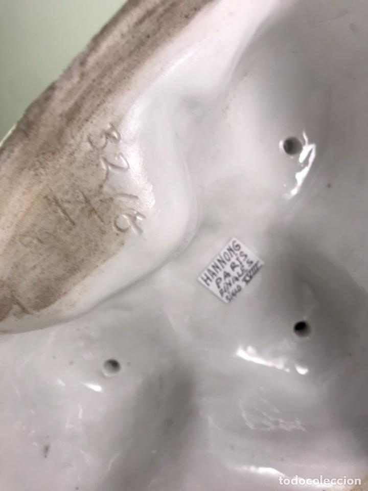 Antigüedades: Figura Porcelana- Francia- Hannong- (1770-1800) - Foto 33 - 134043205