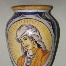 Antigüedades: JARRO DE FARMACIA, VENECIA (ITALIA) SEGUNDA MITAD DEL S. XVI. Lote 134049198