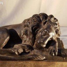 Antigüedades: LEON SEDANTE. Lote 112560155