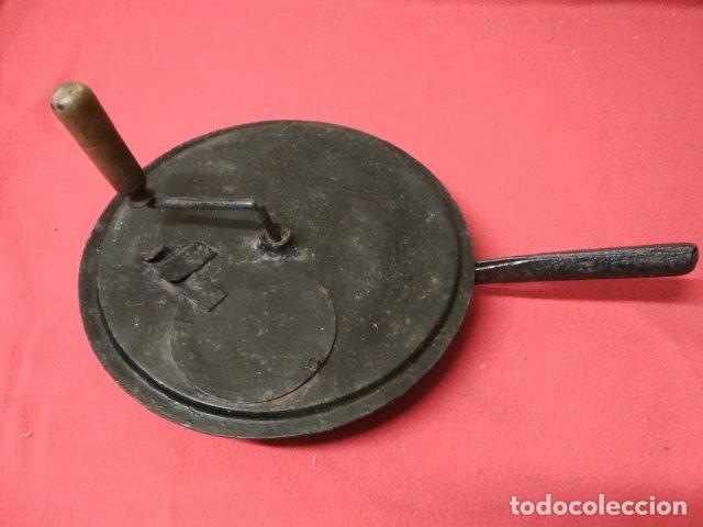 ANTIGUO TOSTADOR DE CAFE (Antigüedades - Técnicas - Rústicas - Utensilios del Hogar)