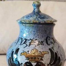 Antigüedades: ALBARELO DE FARMACIA. Lote 134122686
