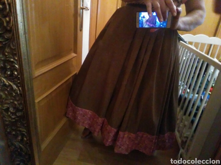 Antigüedades: Saya muy bonita - Foto 10 - 134010169