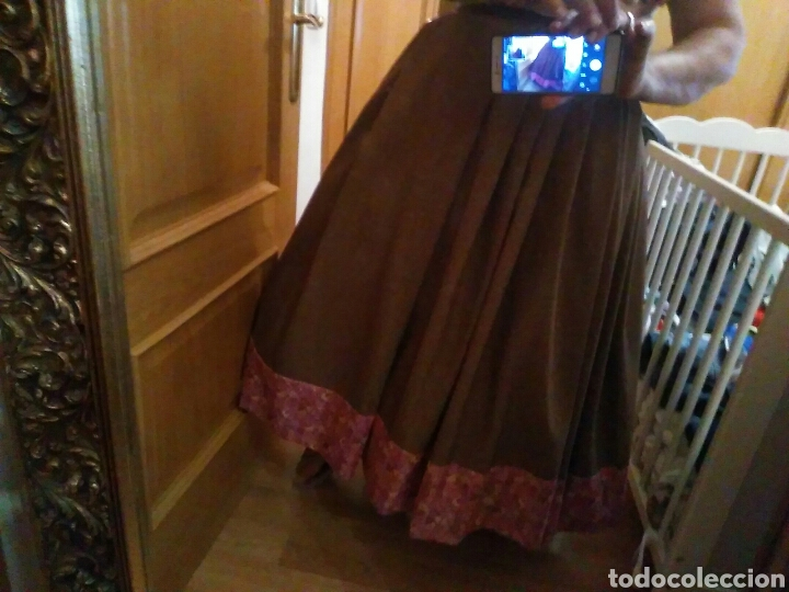 Antigüedades: Saya muy bonita - Foto 11 - 134010169