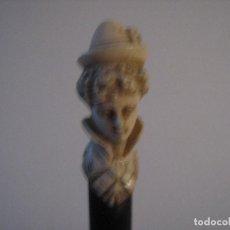 Antigüedades: ELEGANTE BASTON DE SEÑORA. Lote 134161054