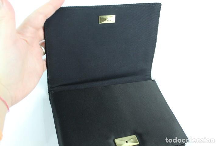 Antigüedades: Bolso de mano Vintage mediados s XX con bordado manual de Petit Point - Foto 3 - 134182062