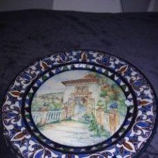 Antigüedades: PLATO ANTIGUO . Lote 134184834