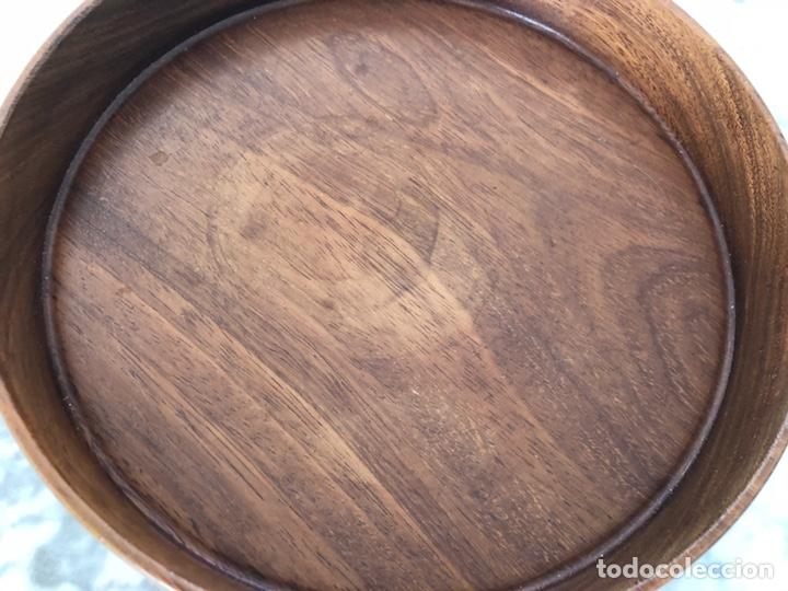 Antigüedades: Cuenco de madera - Foto 2 - 134277003