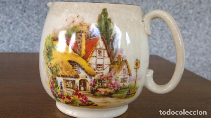 JARRA JAMES SADLER (Antigüedades - Porcelanas y Cerámicas - Inglesa, Bristol y Otros)