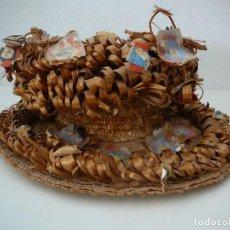 Antiguidades: RESERVADO SOMBRERO REGIONAL ESPAÑOL. Lote 134361150