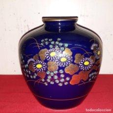 Antigüedades: JARRÓN DE PORCELANA CHINA. Lote 134363302