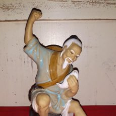 Antigüedades: FIGURA CHINA WANJIANG. Lote 134365270