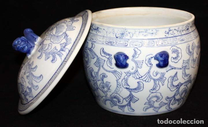Antigüedades: SOPERA CHINA DE PORCELANA. - Foto 2 - 134385462
