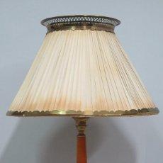 Antigüedades: BONITA LAMPARA DE SOBREMESA. Lote 134391830