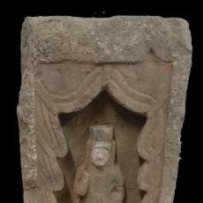 Antigüedades: ANTIGUA TERRACOTA CHINA , DINASTÍA TANG (618DC-907DC). Lote 134393194