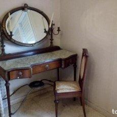 Antigüedades: MUEBLE TOCADOR, ESTILO IMPERIO. CIRCA 1920. Lote 134394434
