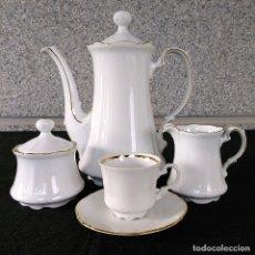 Antigüedades: JUEGO CAFÉ MITTERTEICH. Lote 94138025