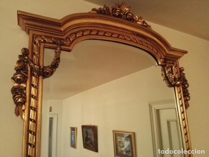 Antigüedades: Consola + Espejo, estilo Luis XVI - Foto 4 - 134433378