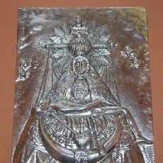 Antigüedades: VIRGEN DE LAS ANGUSTIAS PLACA / APLIQUE VIRGEN DE LAS ANGUSTIAS-05. Lote 134522434