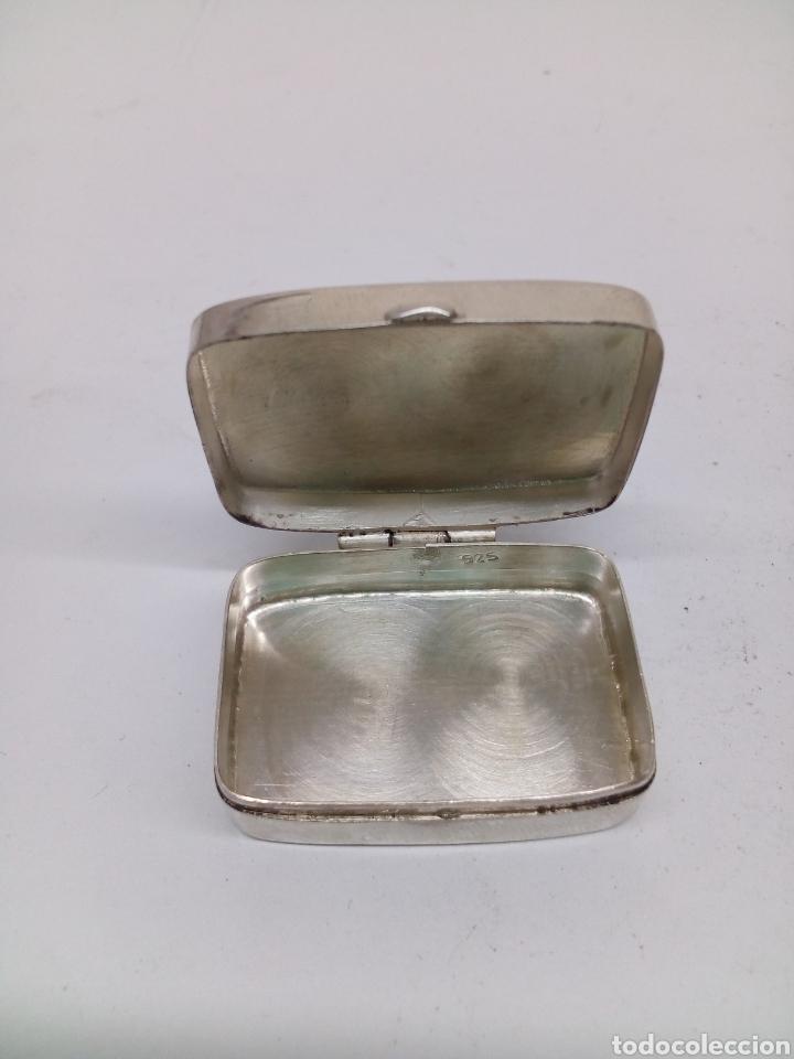 Antigüedades: Caja de plata de ley 925 - Foto 4 - 134545383