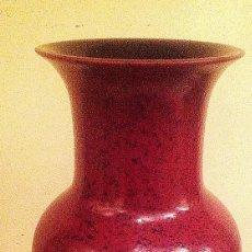 Antigüedades: ANTIGUO JARRÓN ORIENTAL GRANDE PORCELANA MEDIDAS 43CM. Lote 134744178