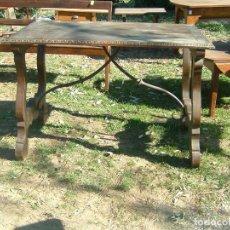 Antigüedades: MESA ESTILO CATALÁN. Lote 134744510