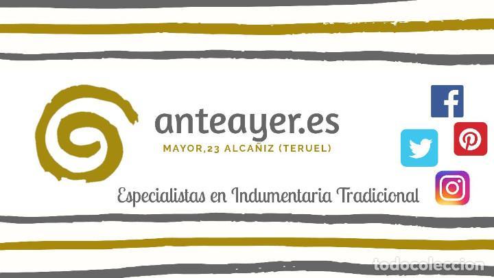 Antigüedades: Pañuelo brocado en seda - Foto 8 - 134801358