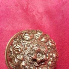 Antigüedades: CAJA-JOYERO DE PLATA. Lote 134802534