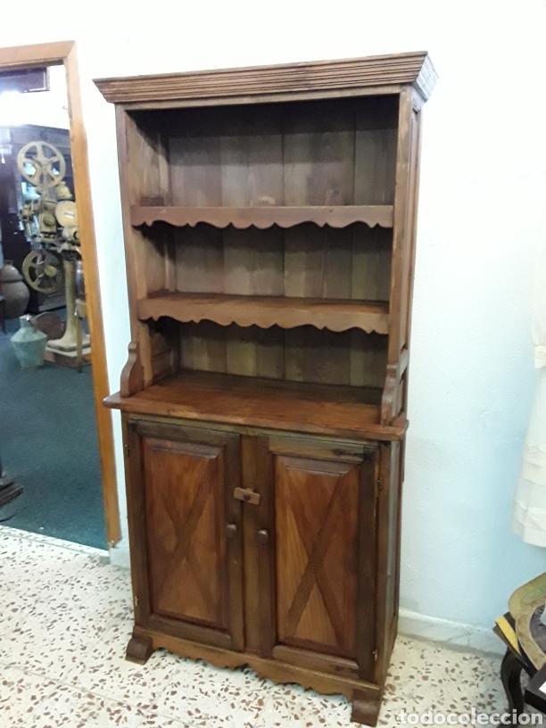 ALACENA PLATERO (Antigüedades - Muebles Antiguos - Armarios Antiguos)
