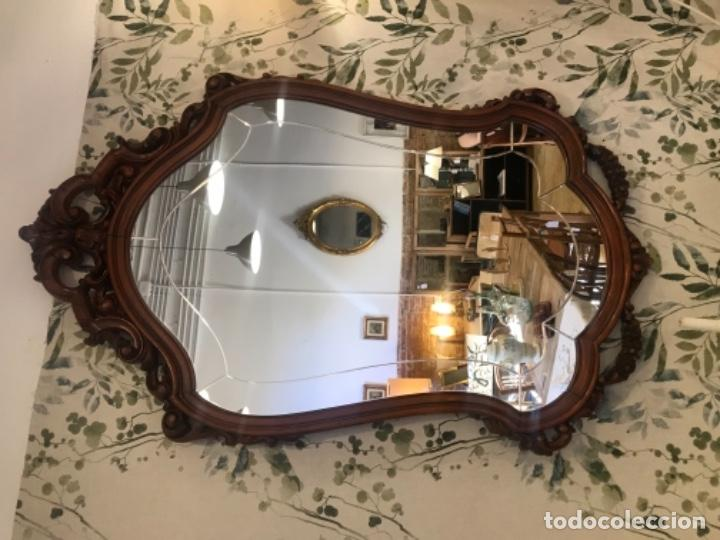 Antigüedades: Espejo de estilo isabelino - Foto 5 - 134849570