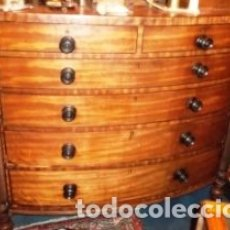 Antigüedades: COMODA ESCOCESA. Lote 114312923