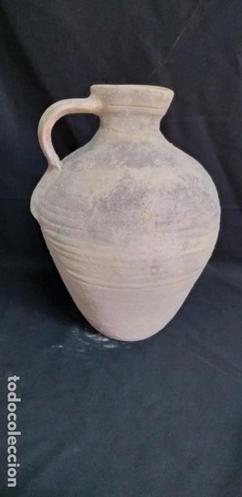 CÁNTARO DE BÓVEDA DEL SIGLO XVII O ANTERIOR, DE MUSEOS (Antigüedades - Porcelanas y Cerámicas - Triana)