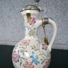 Antigüedades: JARRA ALEMANA ULMER KERAMIK. Lote 134978766