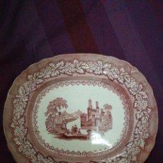 Antigüedades: ESTUPENDA Y PERFECTA FUENTE DE SARGADELOS XIX. Lote 134982061