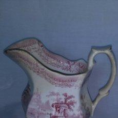 Antigüedades - Antigua pequeña jarra Sargadelos, 1845-1862, 16 cm altura - 135142937