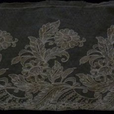 Antiquitäten - ANTIGUO ENCAJE TAMBOR ART DECO - PRINCIPIO S.XX - 135146366