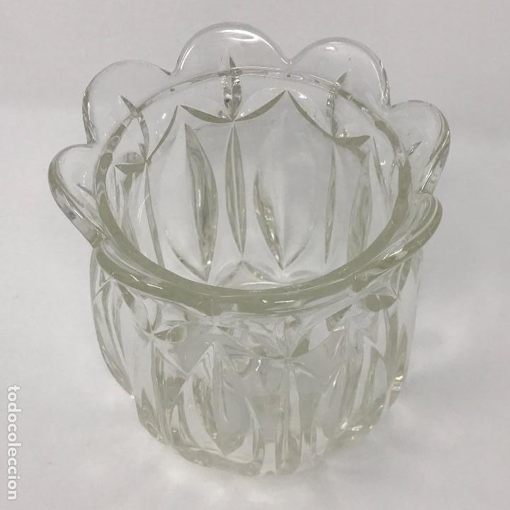 Antigüedades: Jarrón - Cristal de Santa Lucía - España - Principios XX - Foto 2 - 135149806