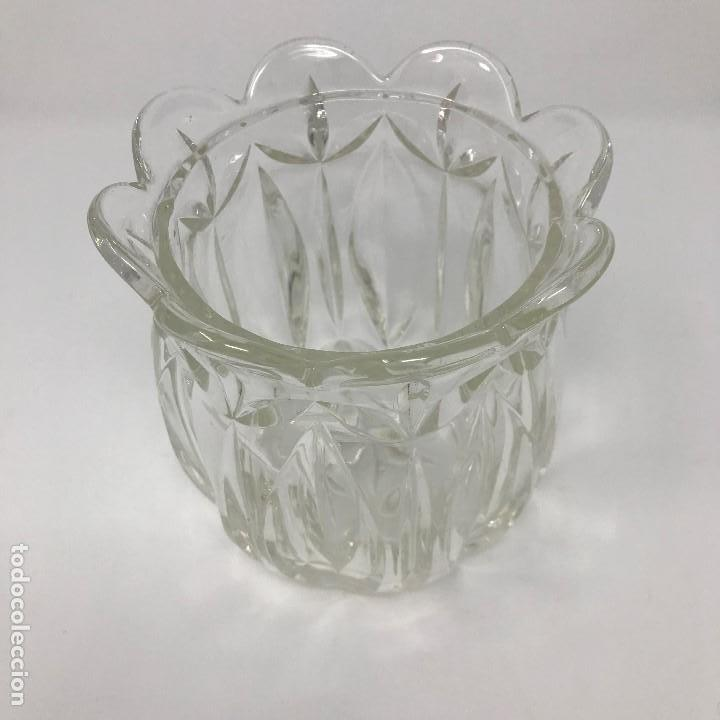 Antigüedades: Jarrón - Cristal de Santa Lucía - España - Principios XX - Foto 8 - 135149806