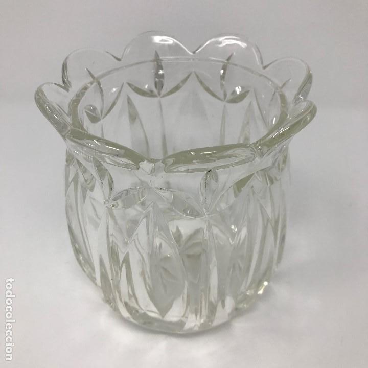 Antigüedades: Jarrón - Cristal de Santa Lucía - España - Principios XX - Foto 9 - 135149806