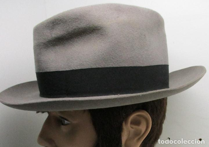 49c099b2 Antiguo sombrero caballero, J. HERNANDEZ, VALENCIA