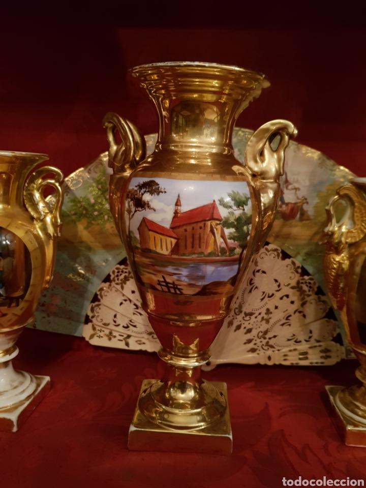 PORCELANA (Antigüedades - Porcelana y Cerámica - Francesa - Limoges)