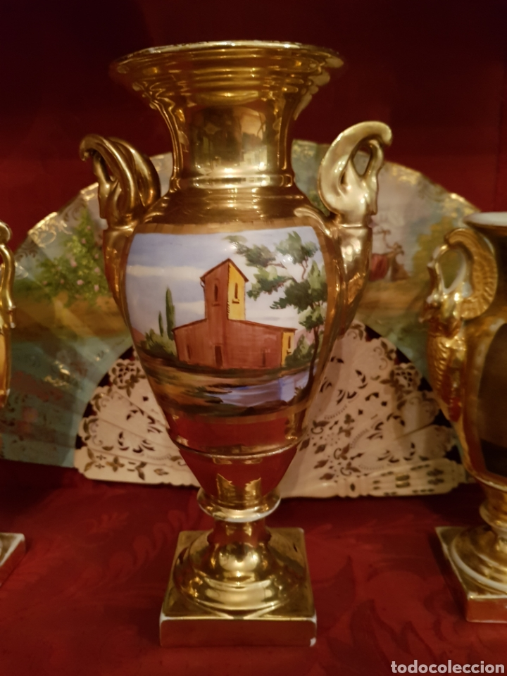 Antigüedades: Porcelana - Foto 2 - 135170105