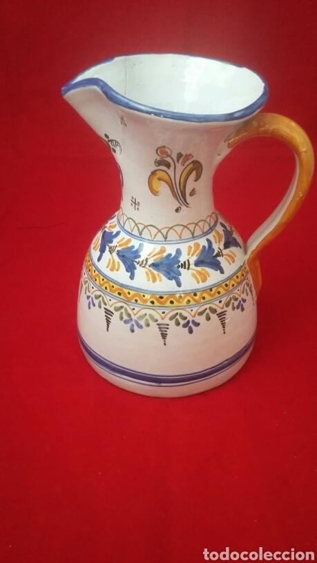 Antigüedades: JARRA Talavera - Foto 3 - 135191330