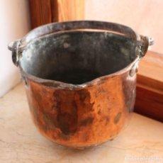 Antigüedades: OLLA MALLORQUINA DEL SIGLO XVIII -XIX. Lote 135194850