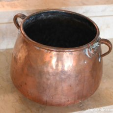 Antigüedades: OLLA MALLORQUINA, SIGLO XVIII - XIX. Lote 135196506