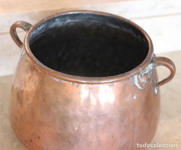 Antigüedades: olla Mallorquina, siglo XVIII - XIX - Foto 4 - 135196506